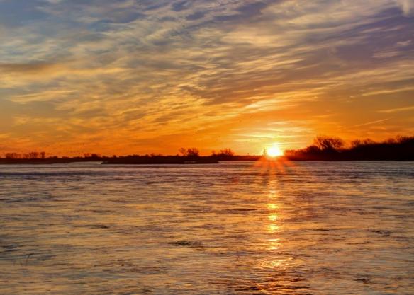platte river sunrise-