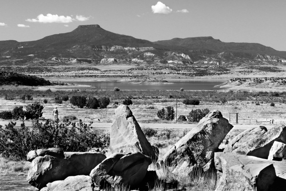 Mt. Pedernal-Ghost Ranch