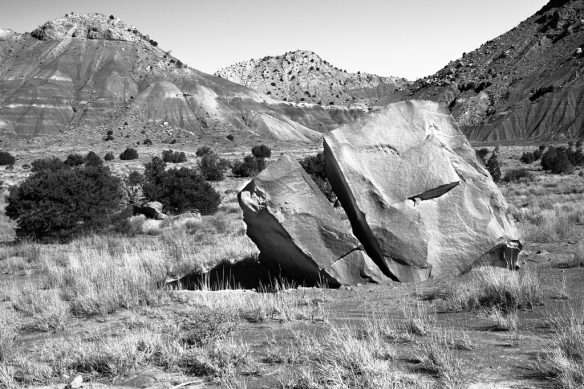 red rock-Ghost Ranch-