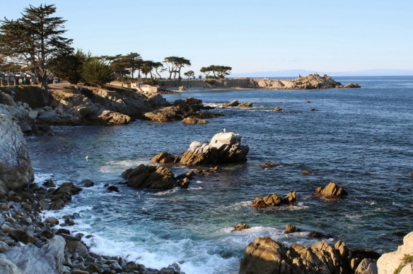 Monterey Bay, Lovers Point