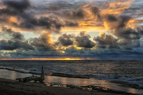 sunrise-Kapa'a, Kauai