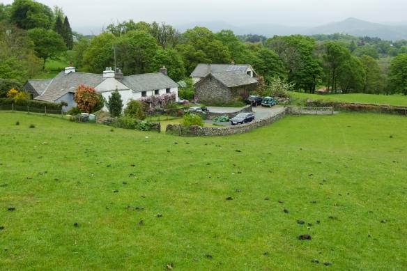 Hawkshead, Lake District-
