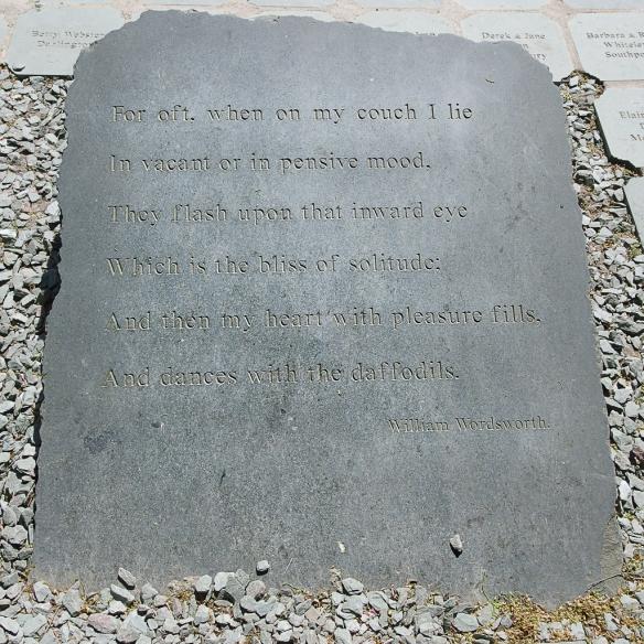 Wordsworth's cloud poem-