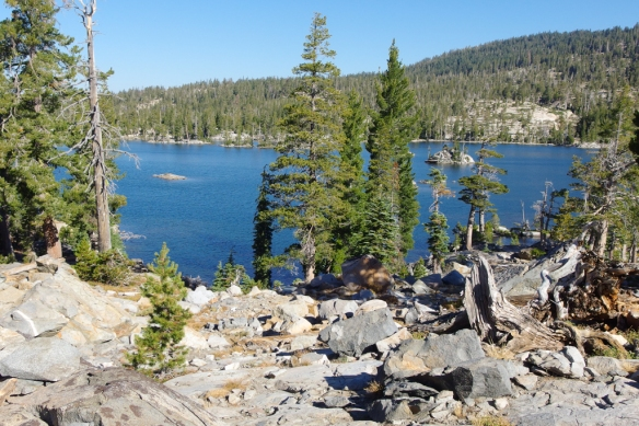 Middle Velma Lake, Desolation Wilderness