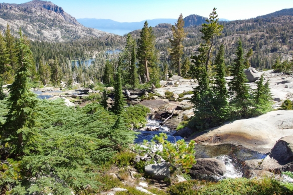 Desolation Wilderness, Sierra Nevada