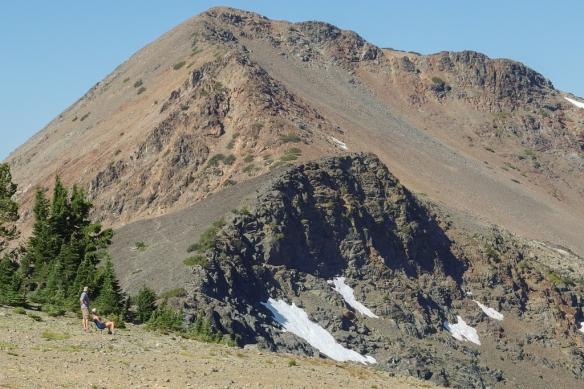 Dick's Peak, Desolation Wilderness, Sierra Nevada