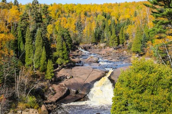 Beaver River Falls, Beaver Bay, MN