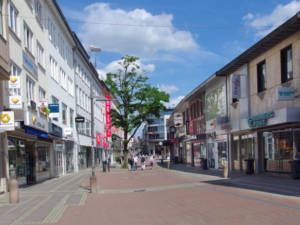 Old Town, Kiel, Germany