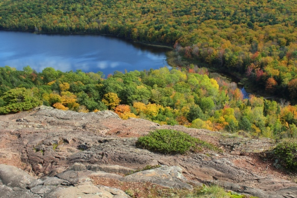Lake of the Clouds, Porcupine Mts, Michigan