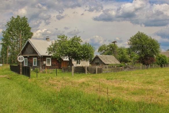 farmhouse in Teremiski, Poland