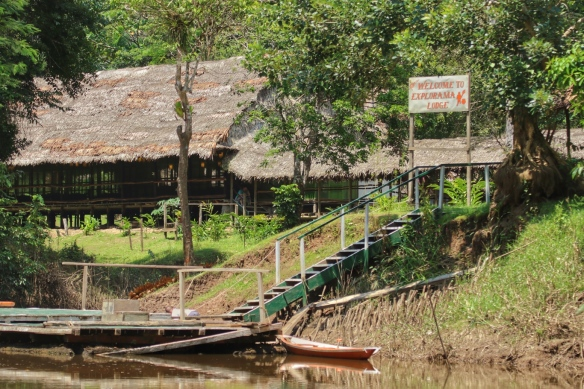 Explorama lodge, Amazon river