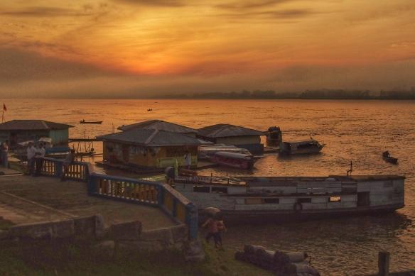 Indiana village, Amazon