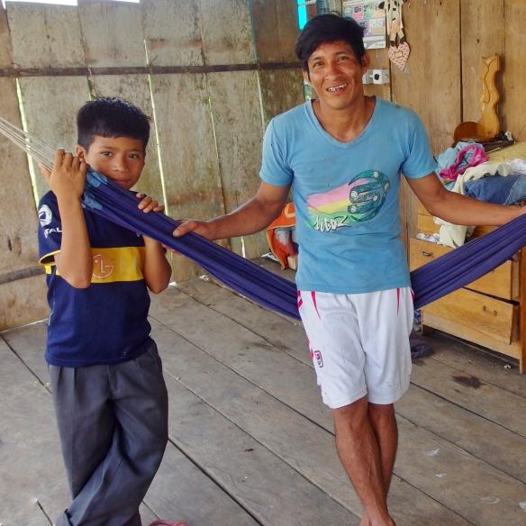 River people, Amazon basin, Peru