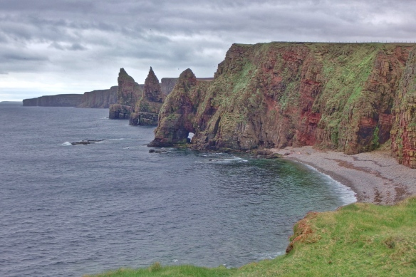 Duncansby Head, John O'Groats, Scotland
