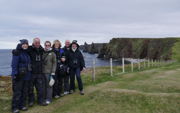 Ruth Miller and Alan Davies, Birdwatching Trips