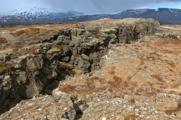 Þingvellir (Thingvellir) National Park, Iceland