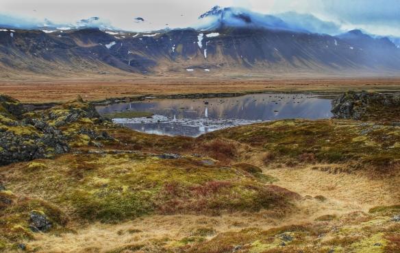 Near Budir, Iceland