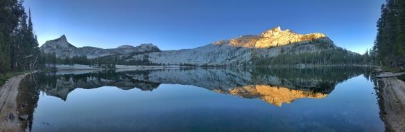 Sunrise, Cathedral Lake, High Sierra