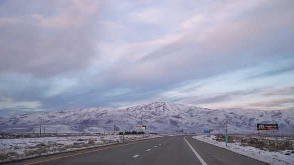 I-80 from Elko to Winnemucca, NV