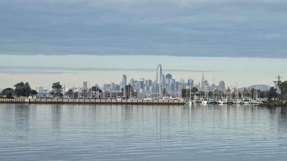 Alameda Island, San Francisco Bay, CA