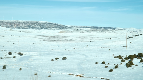 Eastern Wyoming open spaces