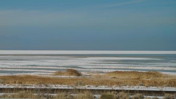 Great Salt Lake smog