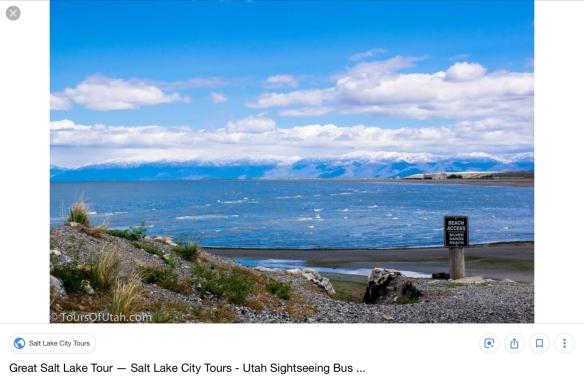 Great Salt Lake, Salt Lake Tours