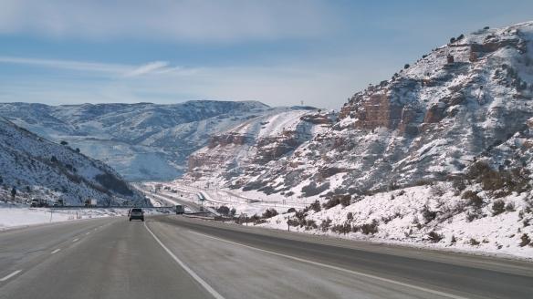 Lincoln Highway to Salt Lake City, UT