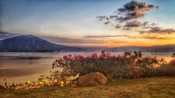 Lake Chapala, south of Guadalajara, Mexico